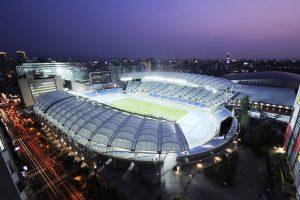 Le stade de Taipei qui a accueilli les compétitions sportives. ©taiwaninfo.nat.gov. tw